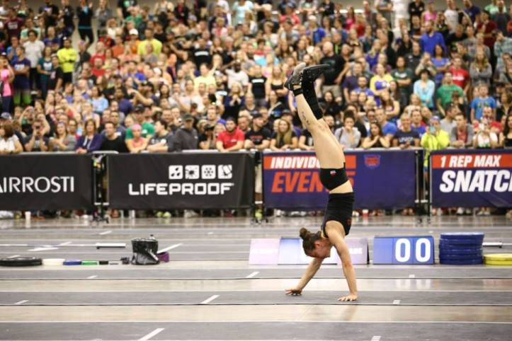 Photo: CrossFit Games Official Facebook