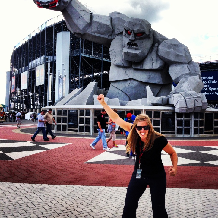 NASCAR - Monster Mile